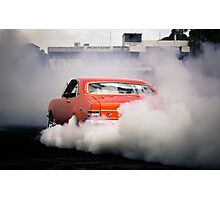 DIZYHG UBC Burnout Photographic Print