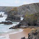 Rugged Coastline by CjbPhotography