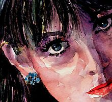 Jean Shrimpton by LoveringArts