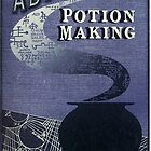 Libatius Borage's Advanced Potion Making  by LunaLibrary