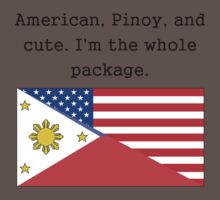 American Pinoy And Cute Kids Clothes
