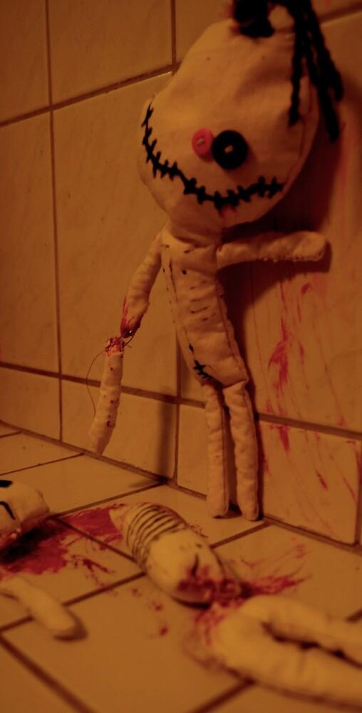 Murder scene by Daniel Floede