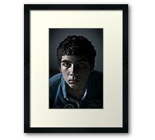Vincent II Framed Print
