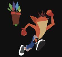 Crash Bandicoot Kids Clothes
