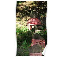 Zizos at Kofuku-ji Temple 3 Poster