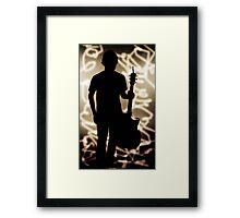 .......Musican ......... Framed Print