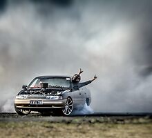 EX5LTR Tread Cemetery Burnout by VORKAIMAGERY