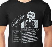 Dalek's Professional Services Unisex T-Shirt