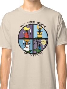 The Four Winds Of Harmony Classic T-Shirt