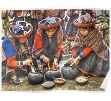 The Color Of Chinchero Poster