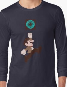 Mario Who? Long Sleeve T-Shirt