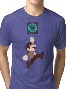 Mario Who? Tri-blend T-Shirt