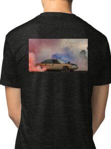 EX5LTR UBC Burnout Tri-blend T-Shirt