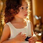 A little angel by John Marelli