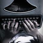 The Writer by Nicole Bertrand