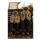 Lonely Little Men by Nicole Bertrand