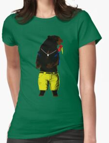Banjo-Kazooie In The Wild Womens Fitted T-Shirt