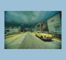Yellow storm car  Baby Tee