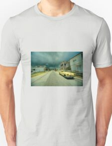 Yellow storm car  T-Shirt