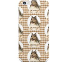Collie Portrait iPhone Case/Skin