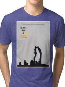 500 Days of Summer Tri-blend T-Shirt