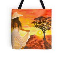 37. Karoo Sun Tote Bag