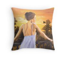 36. Karoo Sunset Throw Pillow
