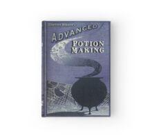 Libatius Borage's Advanced Potion Making  Hardcover Journal