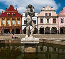Telc, Czech Republic by jasonksleung