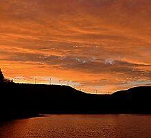 september red skies by Tgarlick