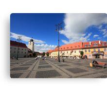 City square II Canvas Print