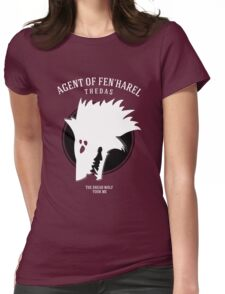 Dragon Age - Agent of Fen'Harel Womens Fitted T-Shirt