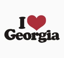 I Love Georgia by iheart