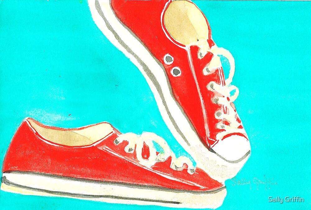 Chucks by Sally Griffin