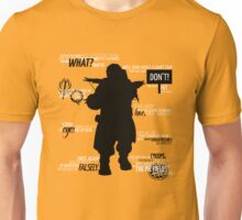 Dragon Age - Varric (and Bianca) Unisex T-Shirt