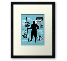 Anders - Dragon Age Framed Print