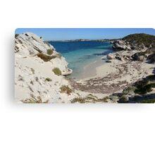 Rottnest Island panorama Canvas Print