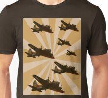 Bomber Formation Unisex T-Shirt