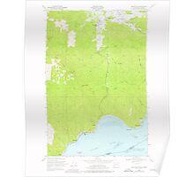 USGS Topo Map Washington Knappton 241799 1949 24000 Poster