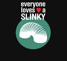 Slinky! [WHITE TEXT] T-Shirt