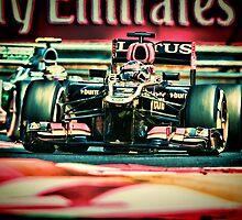 Formula 1 grand prix by Srdjan Petrovic