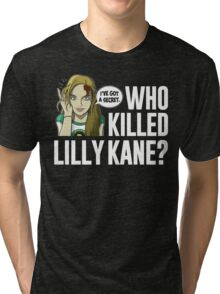 Lilly Kane Tri-blend T-Shirt
