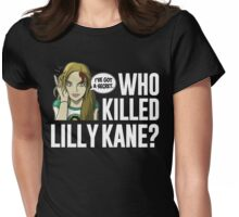 Lilly Kane Womens Fitted T-Shirt