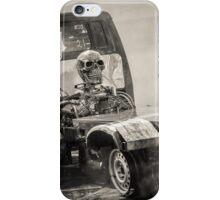 REARENDED Motorfest Burnout iPhone Case/Skin