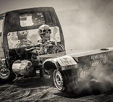 REARENDED Motorfest Burnout by VORKAIMAGERY