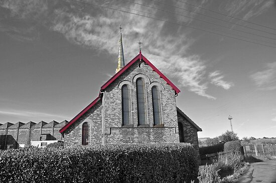 Carlin How Church by robwhitehead