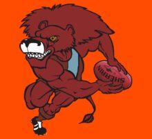 Red Lion Logo - circa 2000 Kids Clothes
