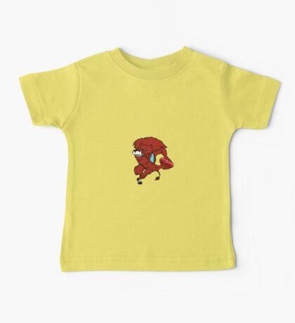 Red Lion Logo - circa 2000 Baby Tee
