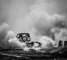 REARENDED Motorfest Burn Out by VORKAIMAGERY