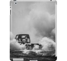 REARENDED Motorfest Burn Out iPad Case/Skin